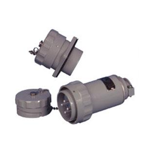 15A(2芯、3芯、4芯)无火花型防爆插头插座连接器