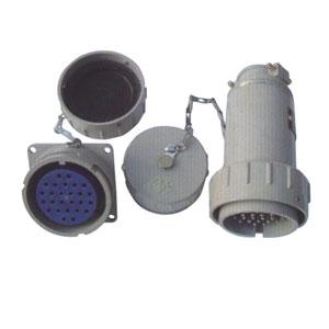 15A/16A/25A YT/GZ/YZ防水型多芯连接器
